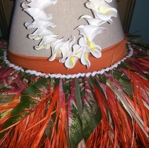 Cheerful Hip Belt for Tahitian & Polynesian Dance